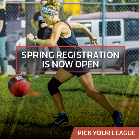 Spring Registration Ad